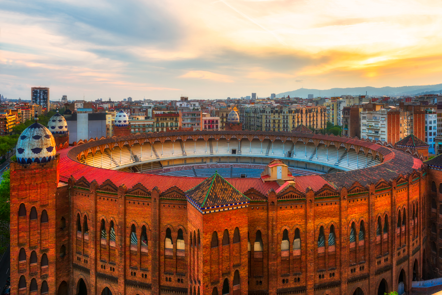 La Monumental | Barcelona, Spain