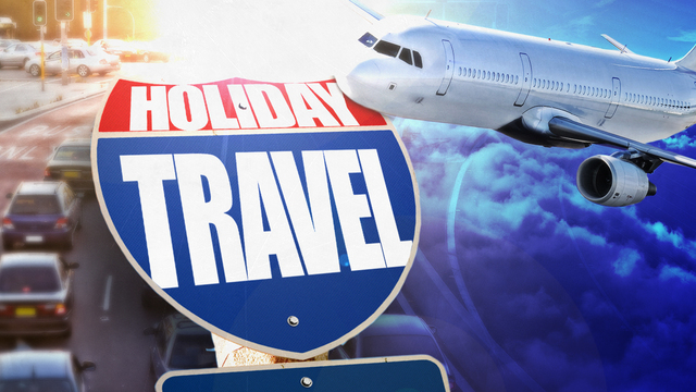 Summer Is Gone, Hello Holiday Travel