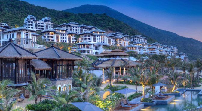 Intercontinental Danang Sung Peninsula Resort, Danang