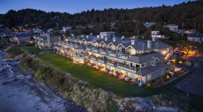 Stephanie Inn, Cannon Beach, Oregon