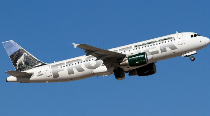 Fly with Frontier