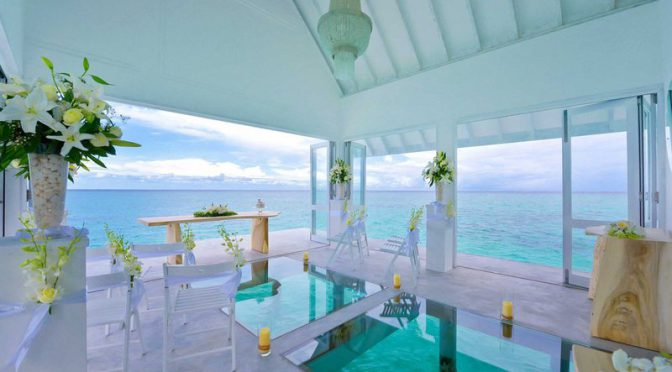 Four Seasons Resort Maldives at Landaa, Giraavaru