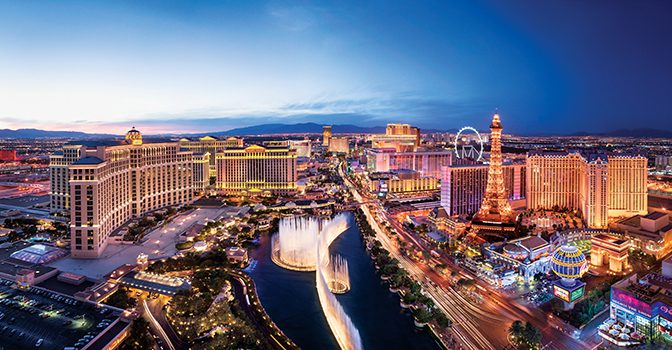 Book a Vacation Package in Las Vegas, Nevada