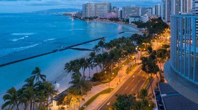 Book Flights To Honolulu