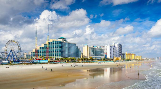 Book Vacation Package in Daytona Beach, Florida