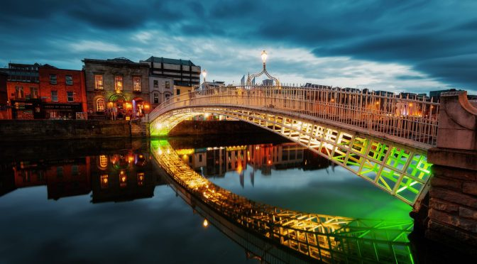 Book Flights To Dublin