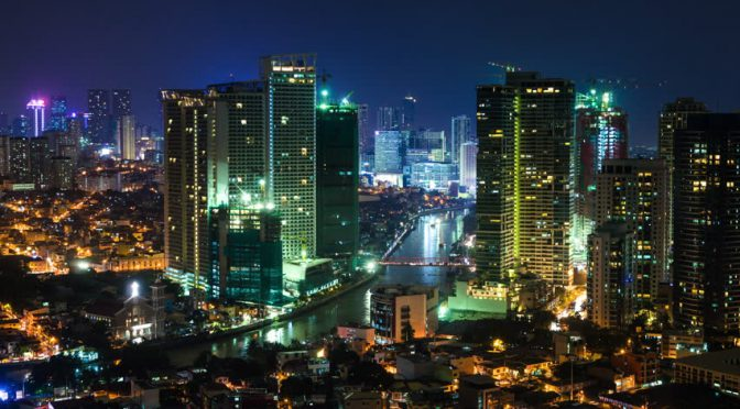Book Flights To Manila
