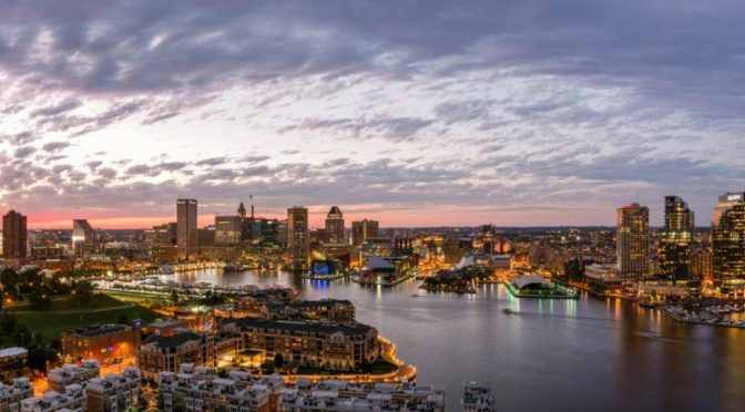Book Flights To Baltimore
