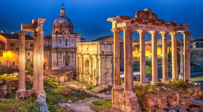 Book Flights To Rome