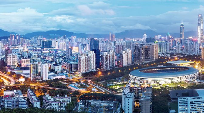 Airline Tickets to Shenzhen
