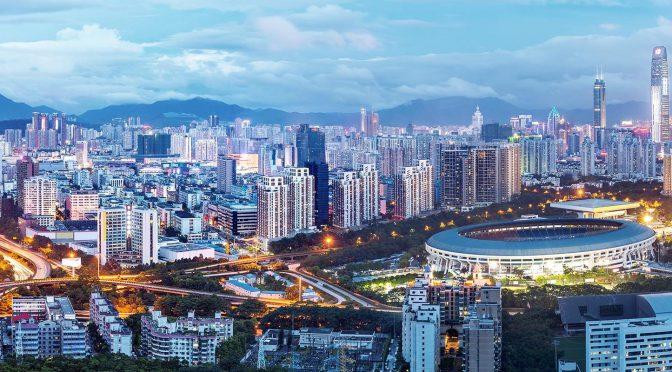 Airline Tickets to Shenzhen