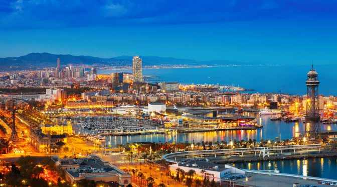 Book Flights To Barcelona