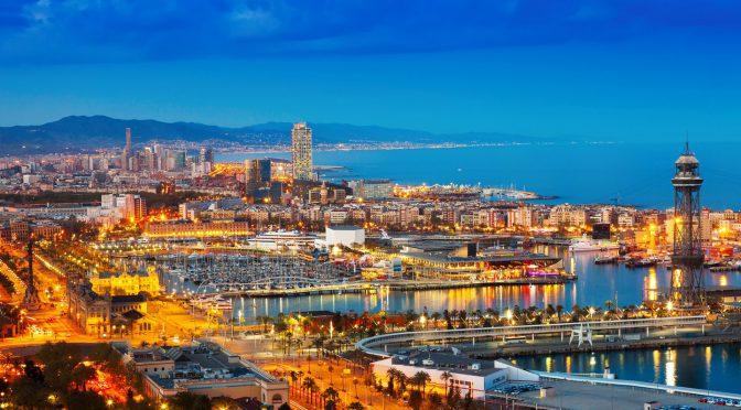 Book Flights To Barcelona
