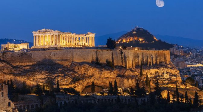 Flights to Athens Airport