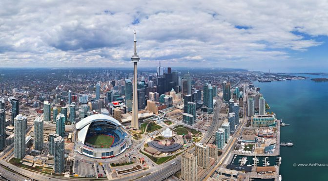 Book Flights To Toronto