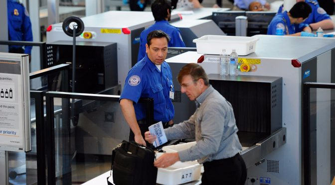 The TSA Is Keeping a Secret List of People Who Misbehave at Airport Security