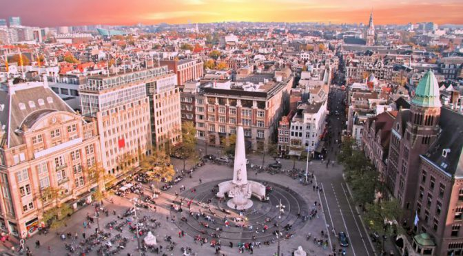 TOP 5 CITIES IN EUROPE TO VISIT WITH CHILDREN