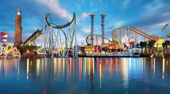 Best Amusement Parks For Thrill Seekers