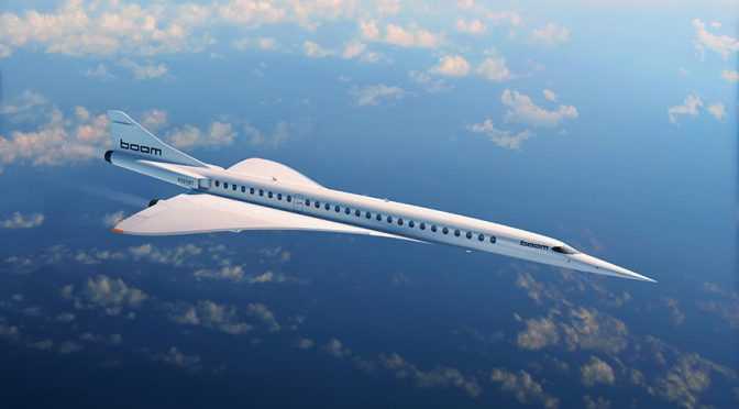 INSIDE new 'Concorde': New pics of supersonic 1,687mph airliner REVEALED