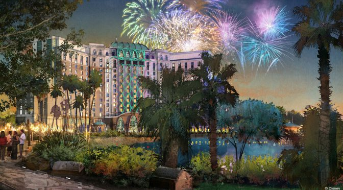 Four New Hotels Are Now Confirmed To Be In The Works At Disney World