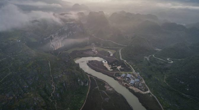 Anlong Limestone Resort: China's hidden wilderness paradise