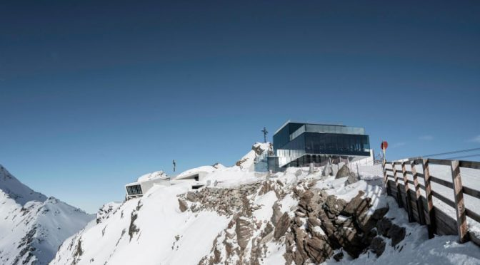 007 Elements: New James Bond museum opens on top of Austrian mountain