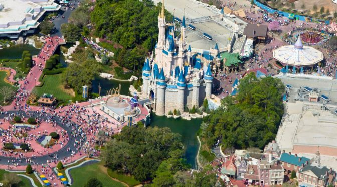 Disney World Cast Member Dies In Accident Near Pop Century Resort, Authorities Say
