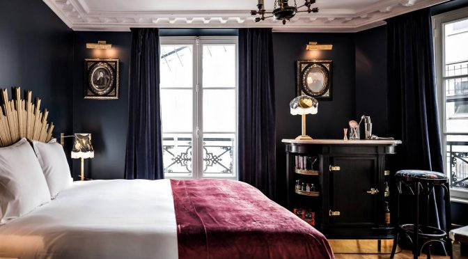 Hôtel Providence, Paris – hotel review