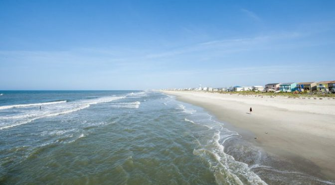 3 People Drown In Rip Currents At North Carolina Beaches