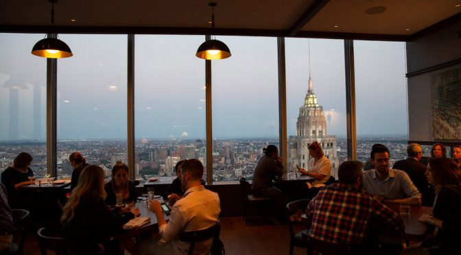 Room With Quite a View: Danny Meyer's Manhatta