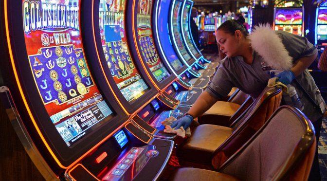 Massachusetts Casino Set To Open Doors