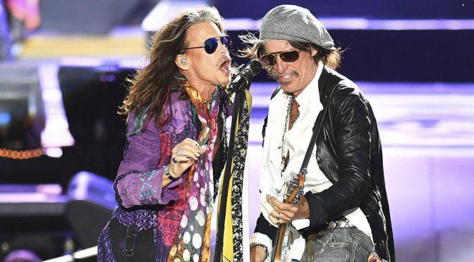 Aerosmith's Joe Perry says Las Vegas Strip residency set for spring