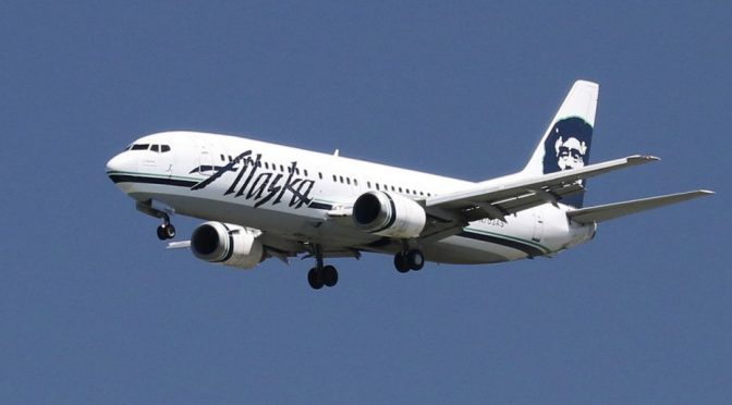 'Strong Odor' Forces Alaska Airlines Flight To Divert To Los Angeles