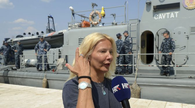 Cruise Ship Fall Off Croatian Coast May Have Been Jump