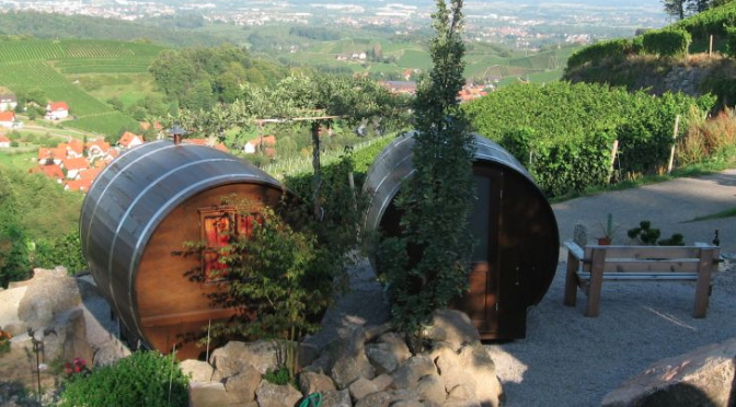 BLACK FOREST WINE BARREL HOTEL