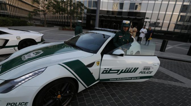 Dubai Tourist Slapped With $47,000 In Speeding Fines In Four Hours