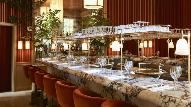 Get To Know Girafe, The New Paris  Restaurant Featuring An Unobstructed View Of The Eiffel Tower!