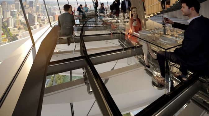 Can You Handle The Space Needle's New Glass Floor?