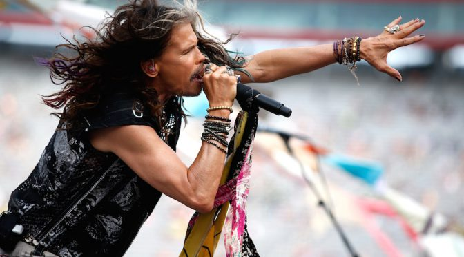 """Aerosmith residency announced for Las Vegas And """"Deuces Are Wild"""""""