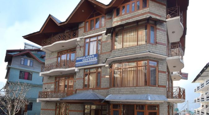 OYO 11895 Himalayan Cottage – Manali, India