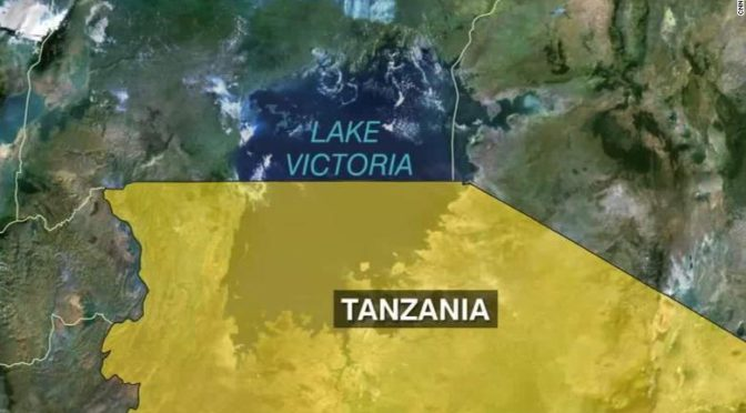 Dozens Dead In Lake Victoria Boat Accident, Officials Say