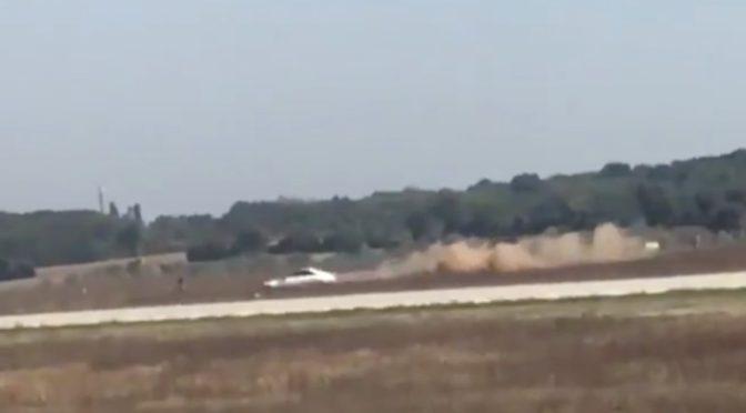 Man Rams His Car Through A Terminal Building, Shuts Down Airport