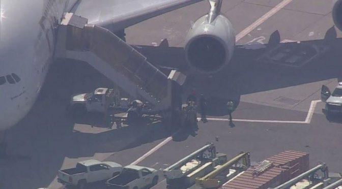 Emirates Plane Passengers Fall Ill, Land At JFK Airport, Officials Say