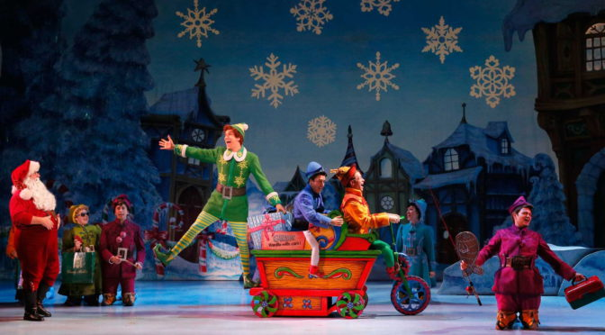 Elf – The Musical – New Orleans