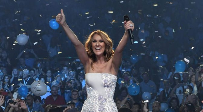 Celine Dion Announces End To Las Vegas Residency After Eight Years