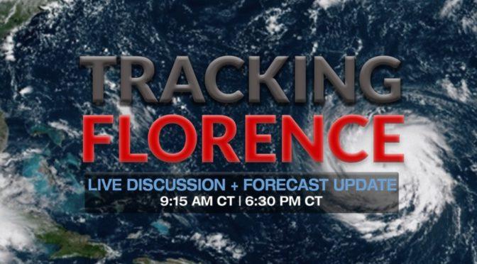 Hurricane Florence Live Stream