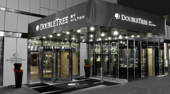 DoubleTree by Hilton Hotel Metropolitan – New York City