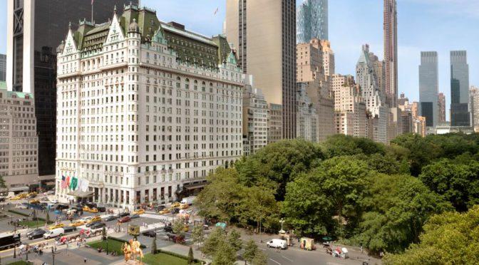 The Plaza – New York City