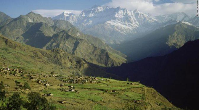 Nine killed in Himalayas in Nepal