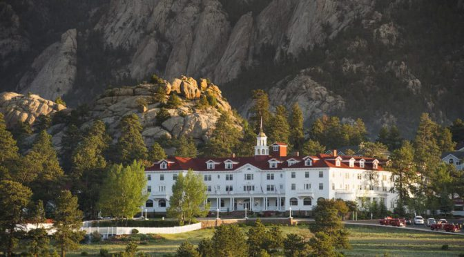 Haunted Hotels: The Stanley Hotel